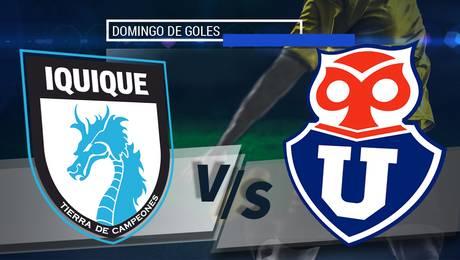 D. Iquique vs U. de Chile
