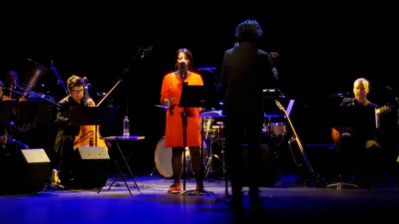 La magistral presentación de Ana Tijoux