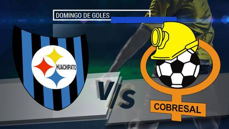 Huachipato vs Cobresal
