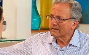 Gerardo supo que Simón no es legalmente su nieto