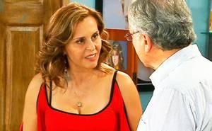 Gerardo increpó a Amelia