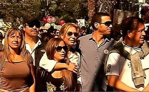 Ricarte Soto se emociona tras marcha por los enfermos