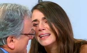 Ángela supo que Julia es la madre de Simón