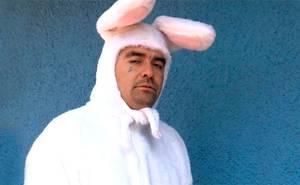 ¡Méndez se convierte en conejo!