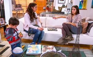 Ángela le pone límites a Julia