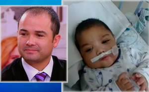 Familia lucha por salvar la vida de su hijo