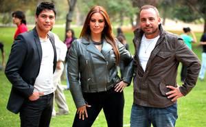 Myriam, Marcos y Américo: Tres cantantes de espíritu romántico