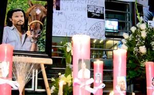 Homenaje a los amigos que partieron en Juan Fernández