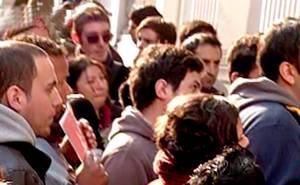 Colapso por trámites en Comisaría de Santiago