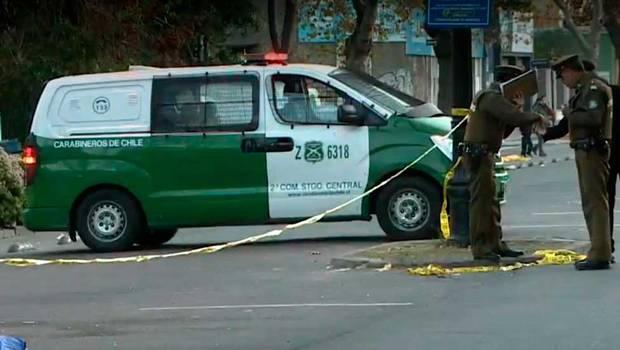 Conmoción en Barrio República tras violento asalto con homicidio