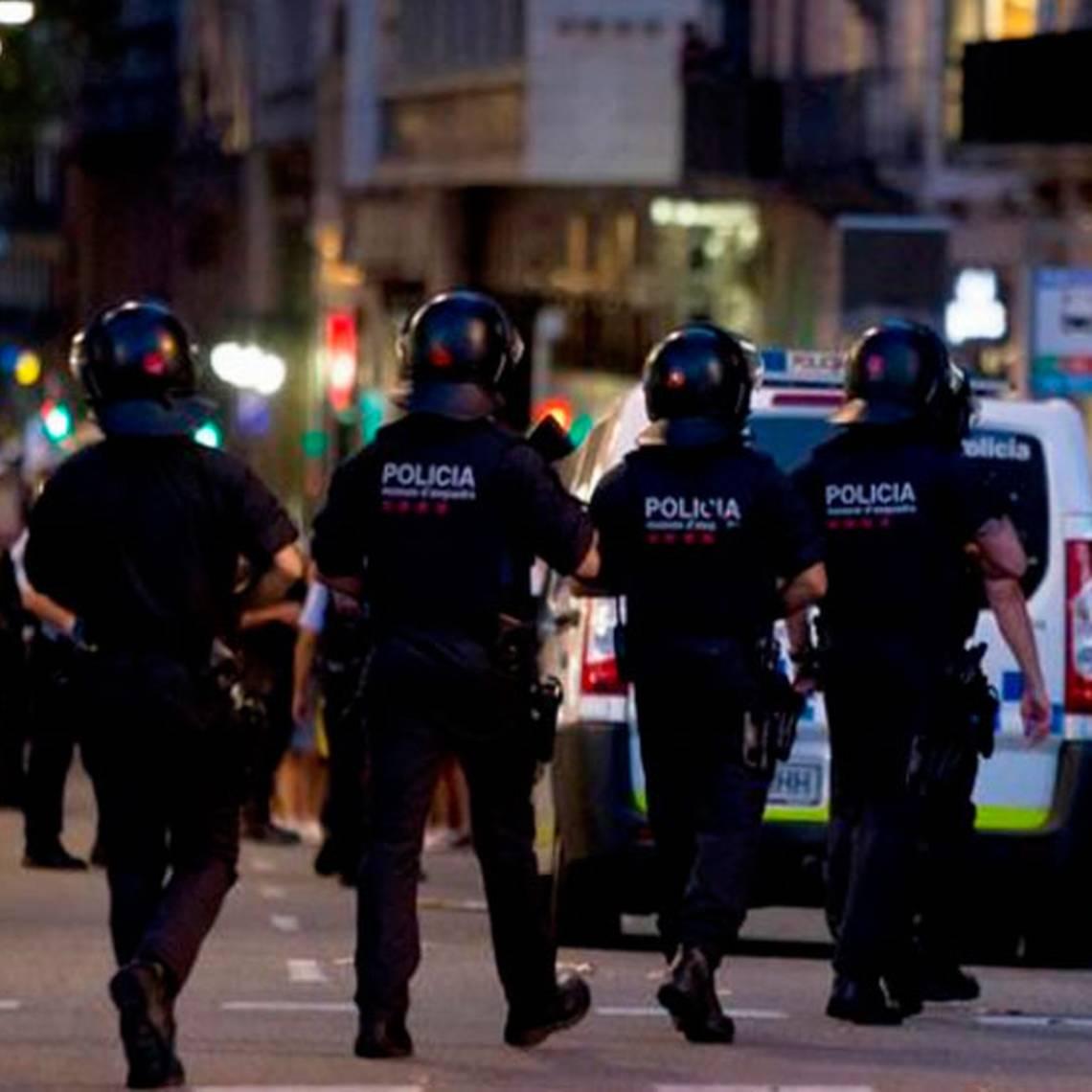 Tras atentado el mundo del deporte se une para apoyar a Barcelona