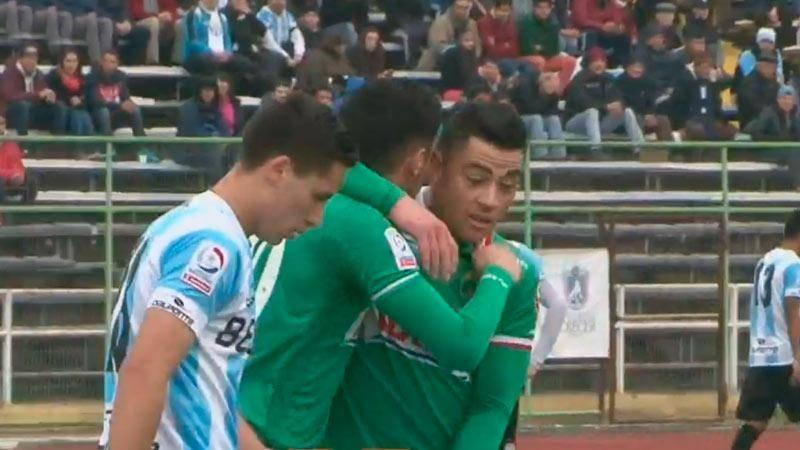 Magallanes 0 - 3 Audax Italiano