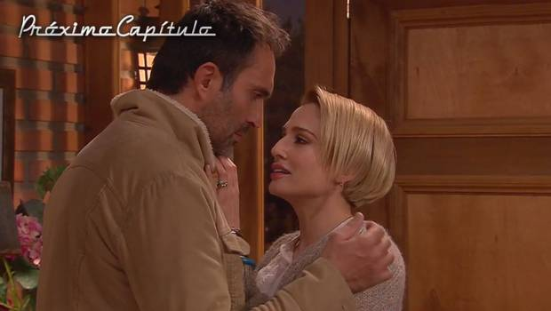 ¿Antonio besa a Ema?