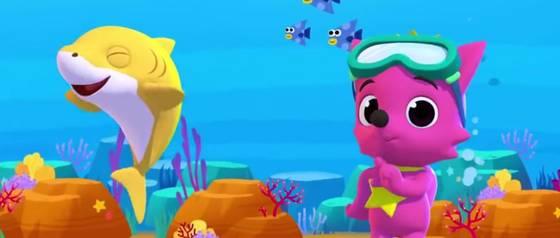 ¿Qué es Baby Shark? La canción que la rompe entre niños y sus padres
