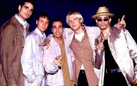 ¡A bailar! Backstreet Boys celebra sus 25 años como boyband