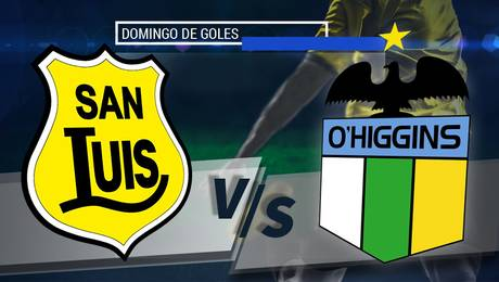 San Luis vs O´Higgins