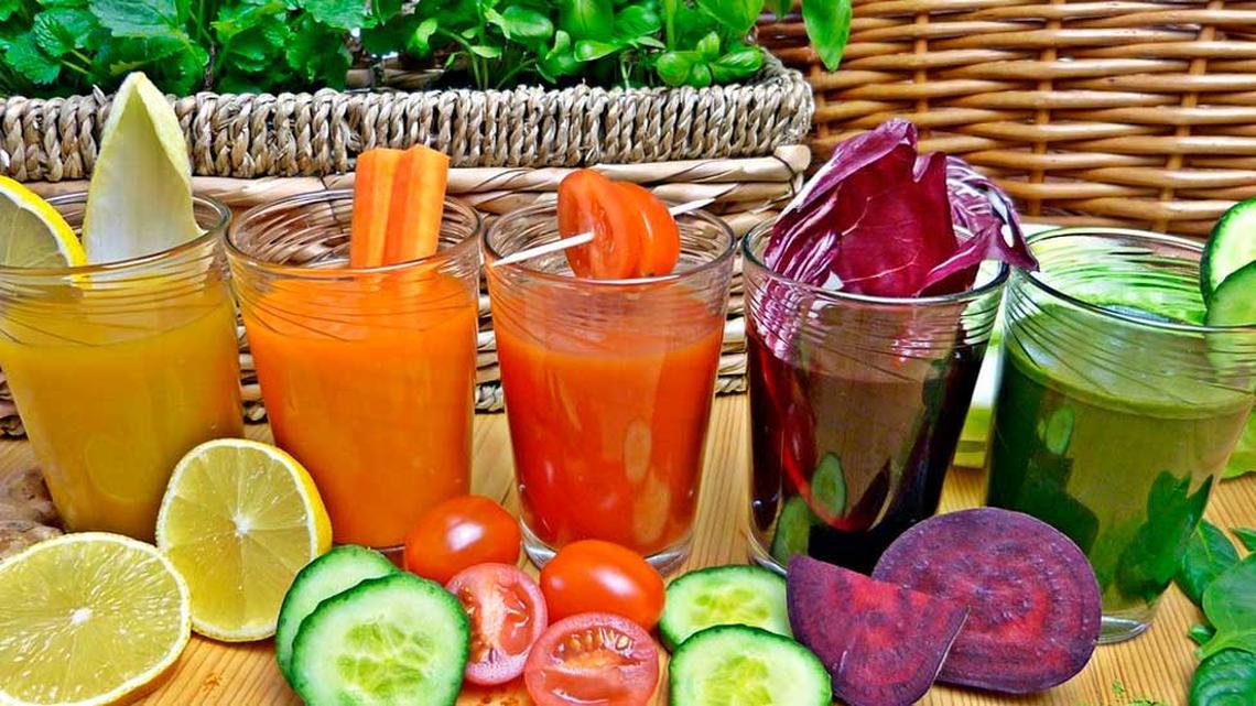jugos naturales para perder grasa del vientre
