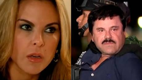 """La relación entre Kate y """"El Chapo"""""""