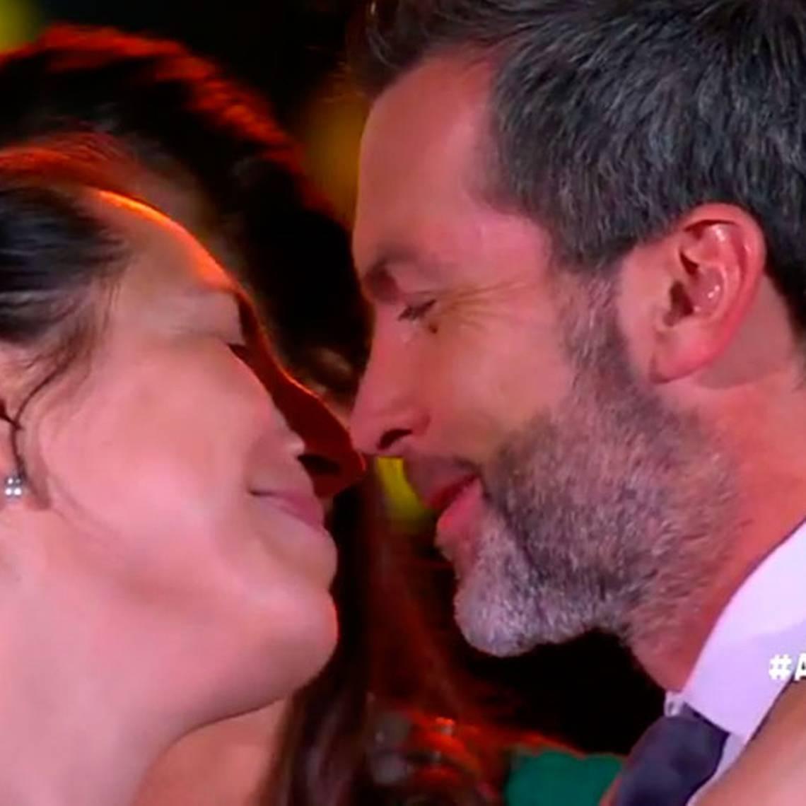 ¡Cristián sigue repartiendo besos en Talca!