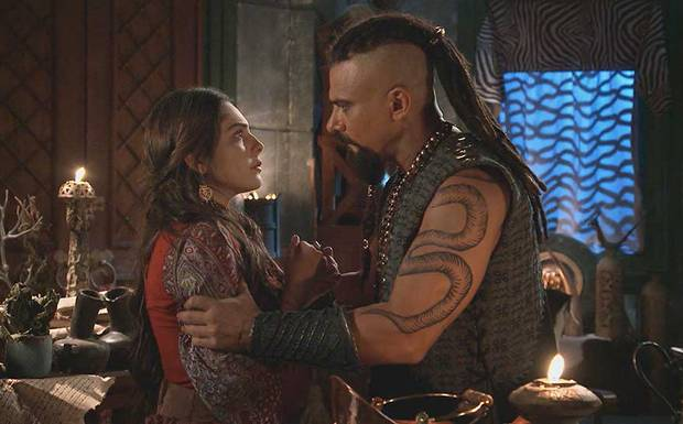 Balaam teme que Betania arruine su plan