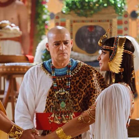 Así fue la gran boda real de Ramsés y Nefertari