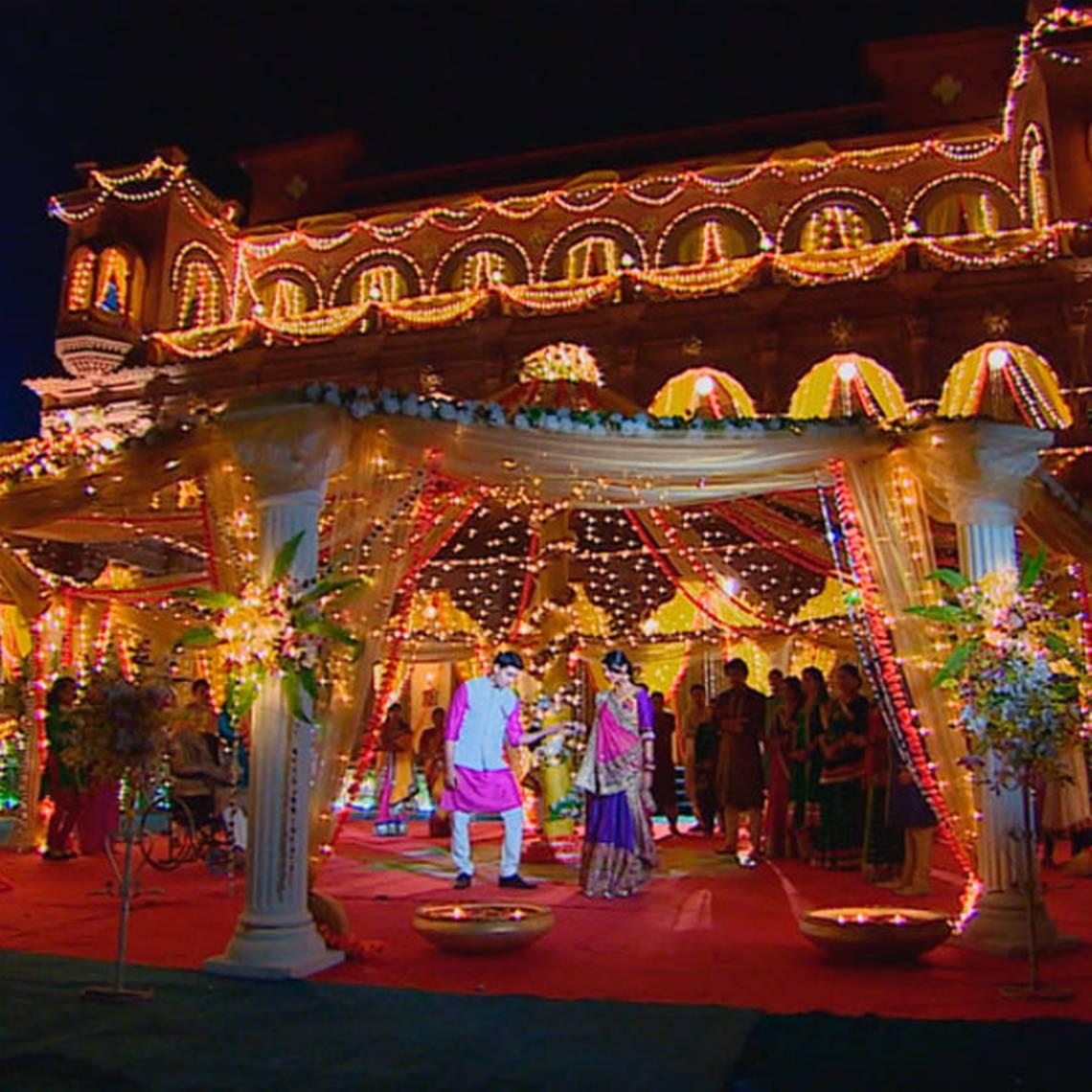Baile y espiritualidad ¡Así es una ceremonia prenupcial en la India!