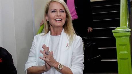 ¿Habrá boda? Cecilia Bolocco quiere casarse con José Patricio Daire
