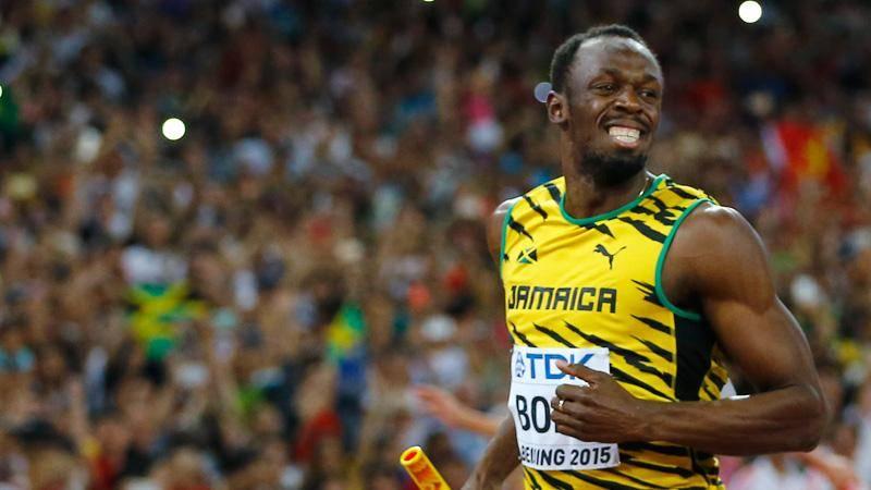 Bolt y cia. ganan otro oro en Beijing