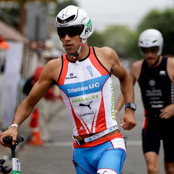 Felipe Barraza se quedó con el segundo lugar