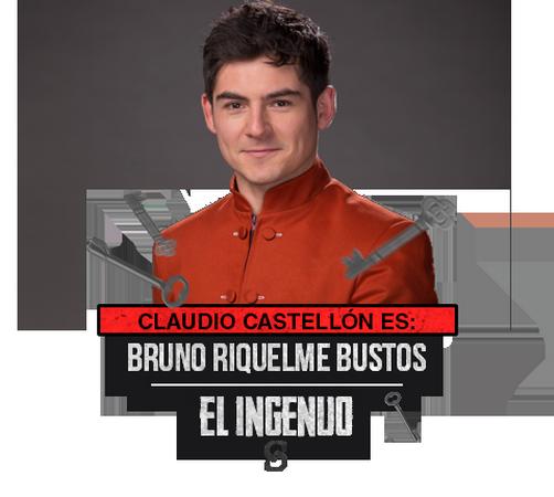 Bruno Riquelme Bustos