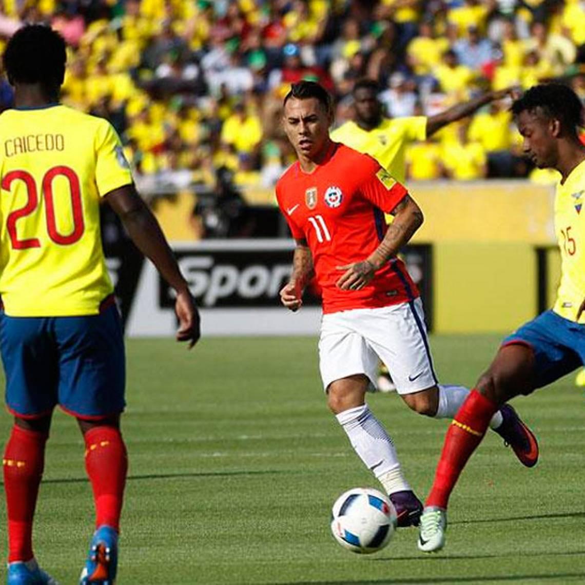 Goleador del próximo rival de La Roja renunció a la Selección