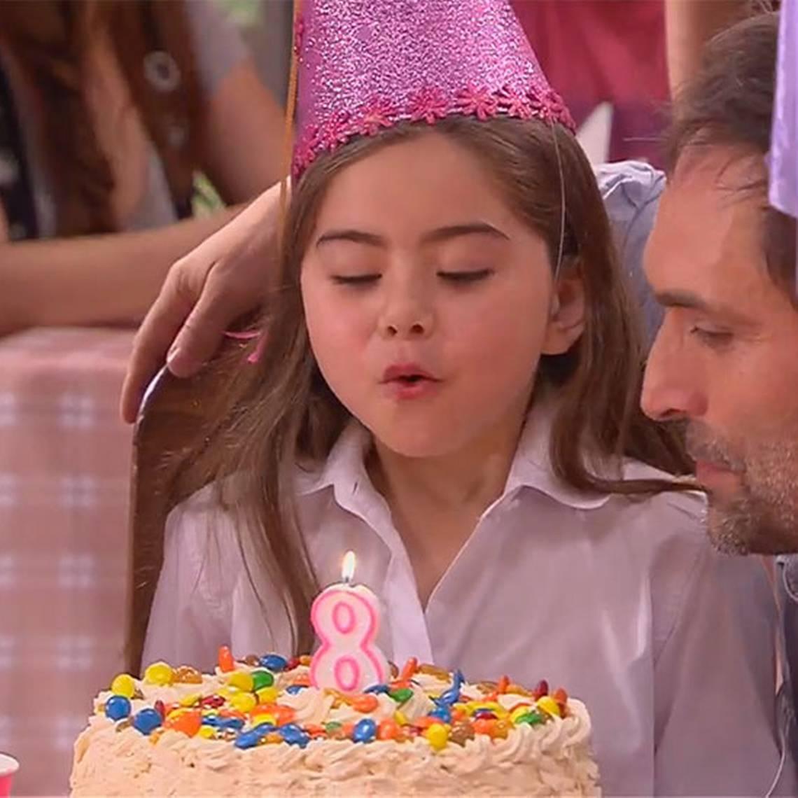 ¡Feliz cumpleaños Amparito!