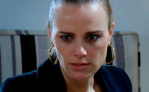 Gracia promete vengarse de Laura