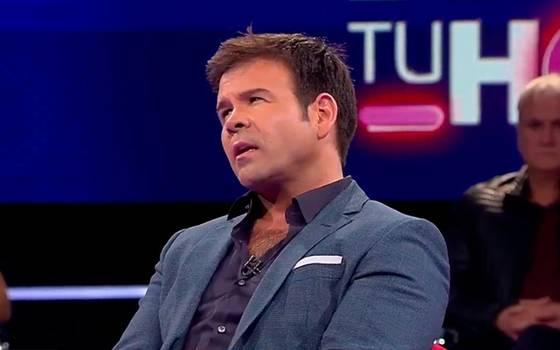 Ignacio Gutiérrez se confesó en Llegó tu hora