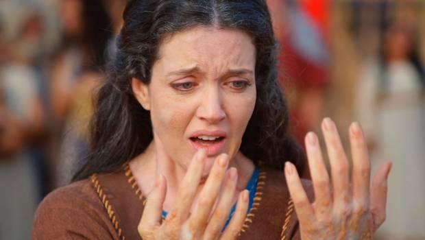 Miriam recibe un terrible castigo