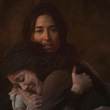 Miriam le pide perdón a Zípora