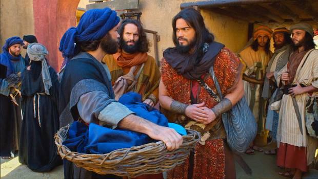 Josué llega a Hesbón