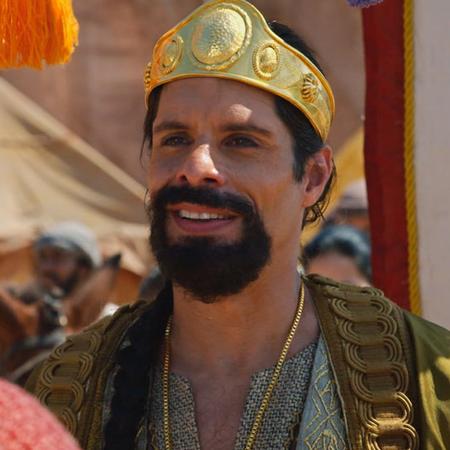 La sorpresiva llegada del Rey Balac