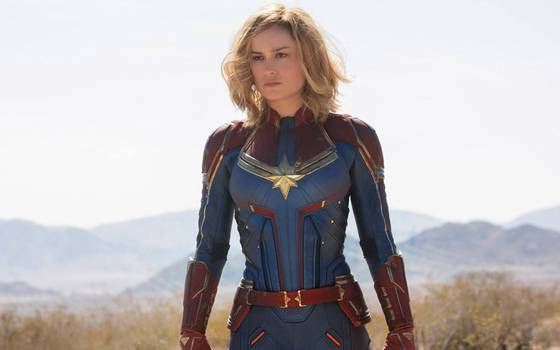 Capitana Marvel: La primera cinta de superhéroes cuya protagonista es mujer