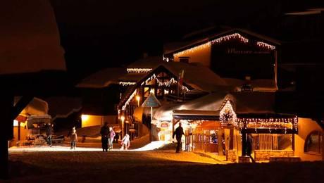 Impresionantes casas navideñas en Chile y el mundo