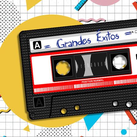 """Los éxitos \""""de casete\"""" del rock latino"""