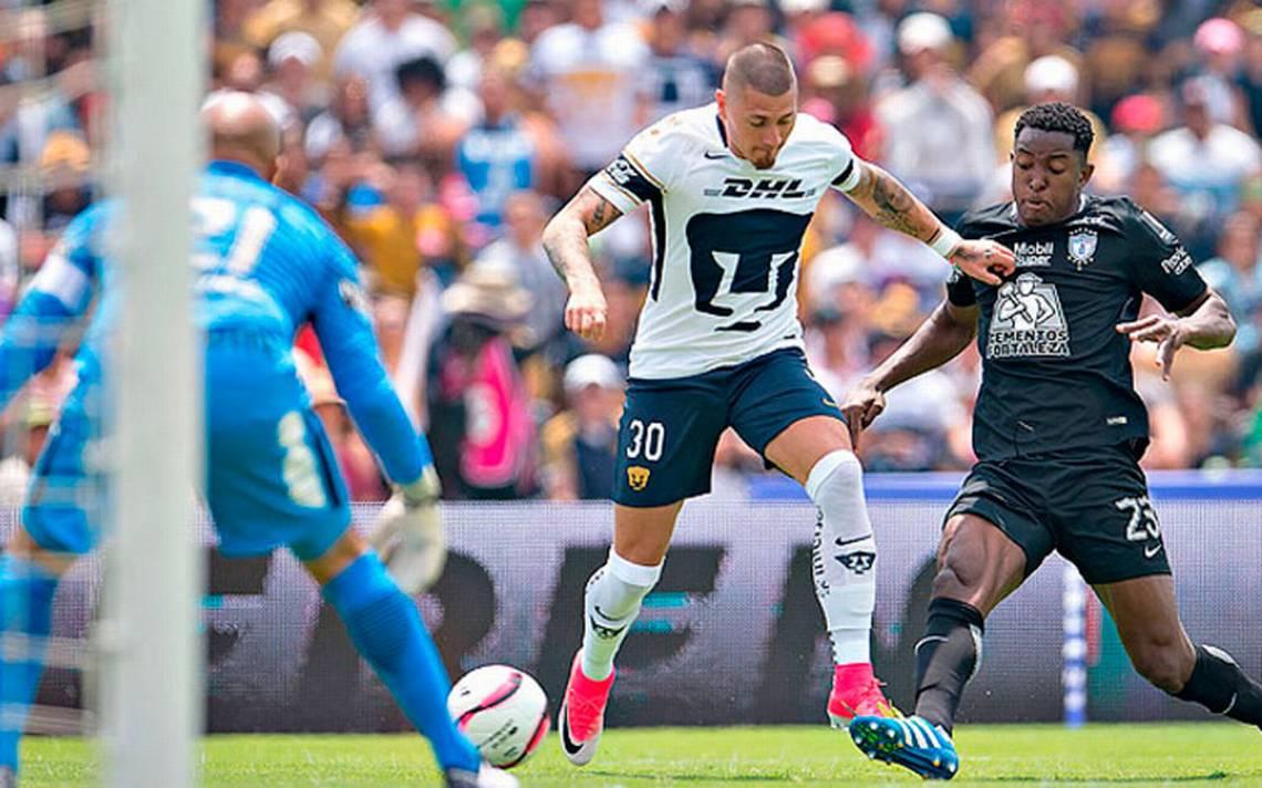 |Video| Nico Castillo abrió el marcador con un golazo