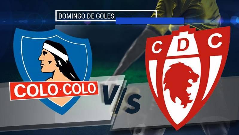 Colo Colo vs D. Copiapó