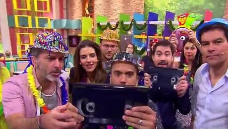 Vitoco nos trae históricas celebraciones de Año Nuevo en TVN