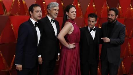 Así fue la celebración del Oscar de Una Mujer Fantástica