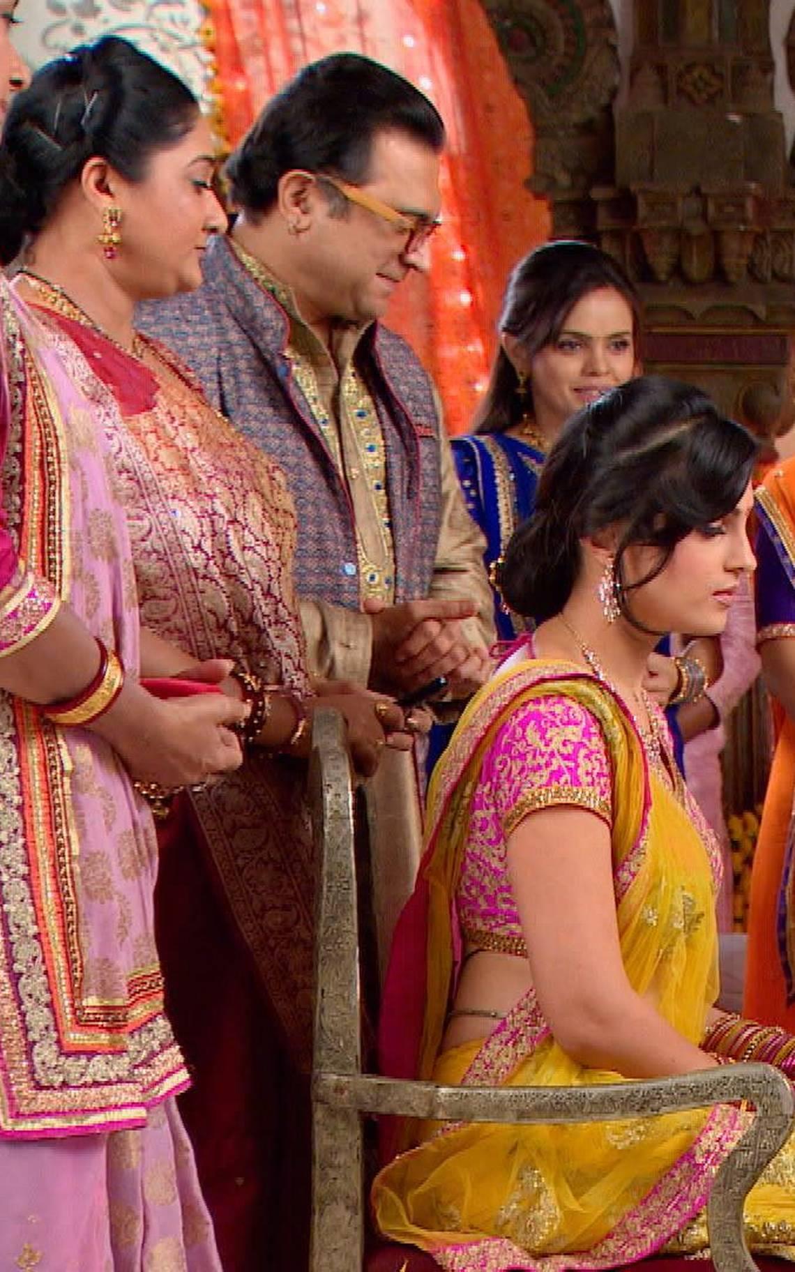 ¿Cómo son los rituales de compromiso en la India?