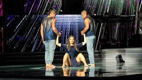 Chantal Gayoso seguirá en competencia
