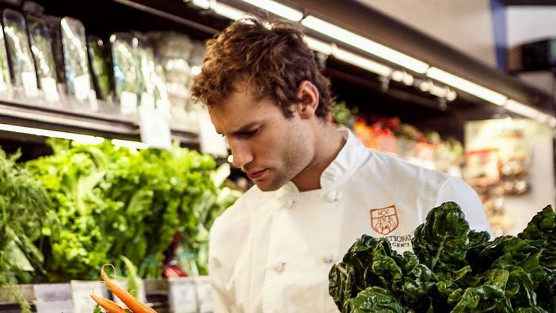 Conoce a Franco Noriega, el chef más sexy del mundo