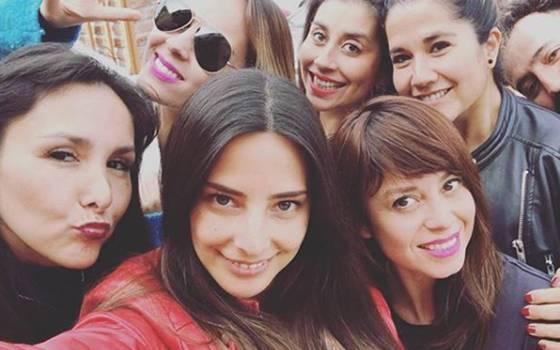 Ex chicas Rojo se suman al popular #Xchallenge de J Balvin