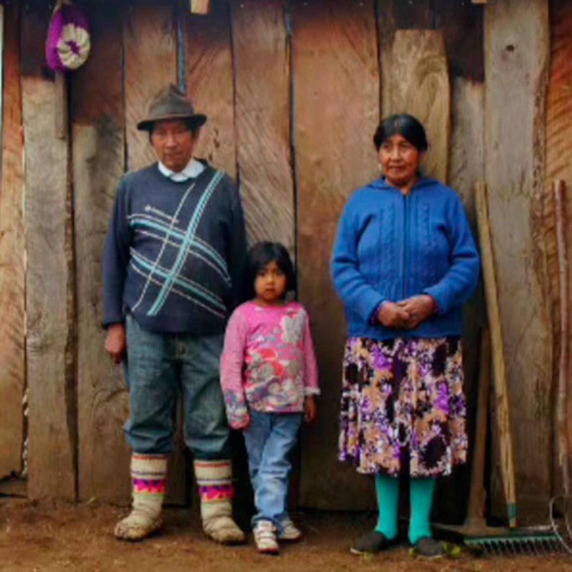 Recuperando el territorio en Cauñicú